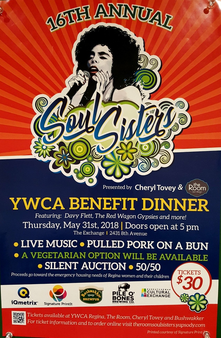 16th Annual Soul Sisters Benefit